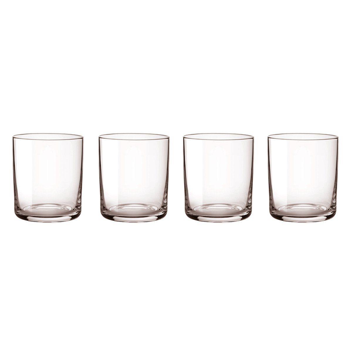 Stelton Stelton Gläser SIMPLY grau - 4-er Set 0.3 l