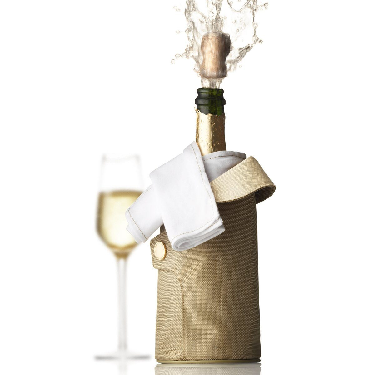 MENU Menu Weinkühler COOL COAT champagner