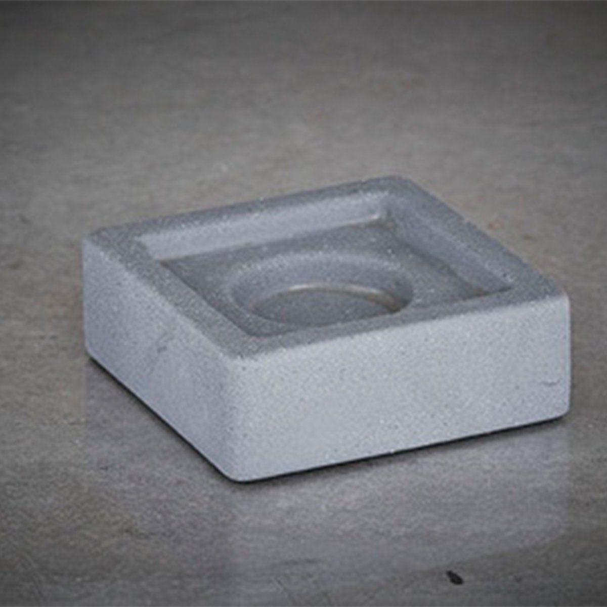 CULTDESIGN Cult Design Kerzenhalter Change Ruff 10 x 10 cm