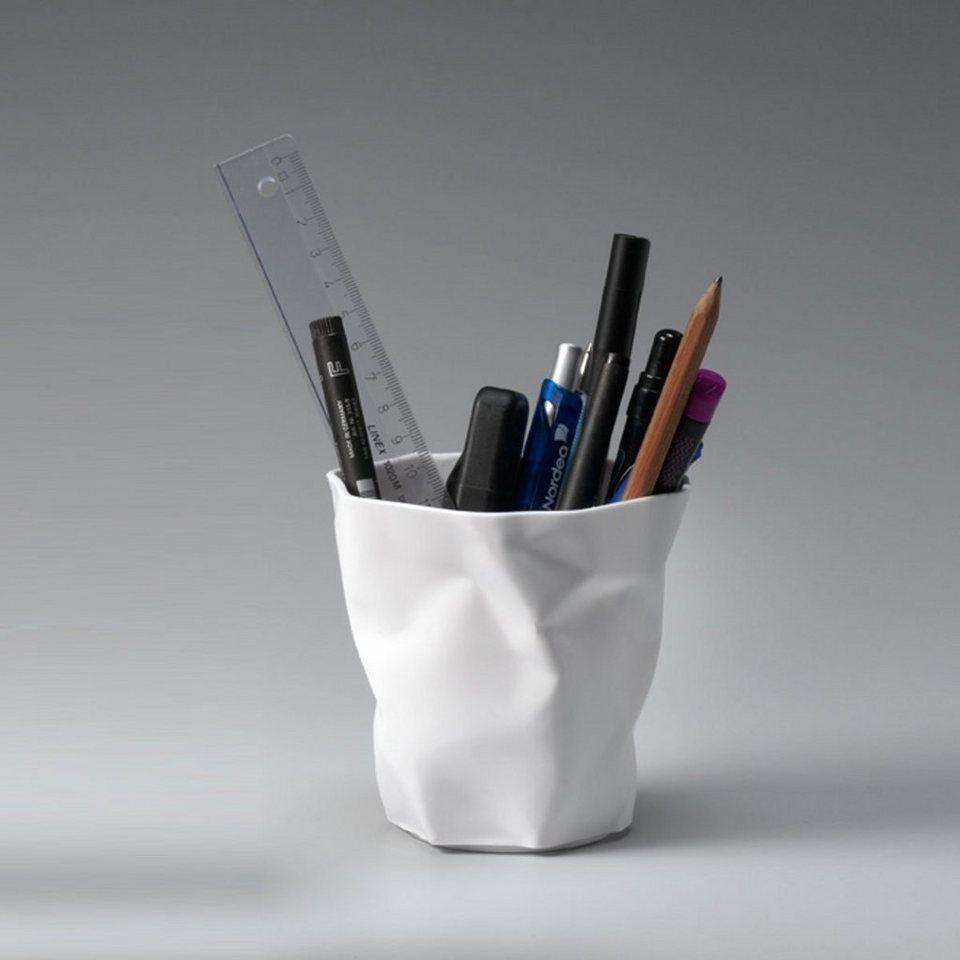 klein und more klein und more stiftehalter pen pen weiss online kaufen otto. Black Bedroom Furniture Sets. Home Design Ideas