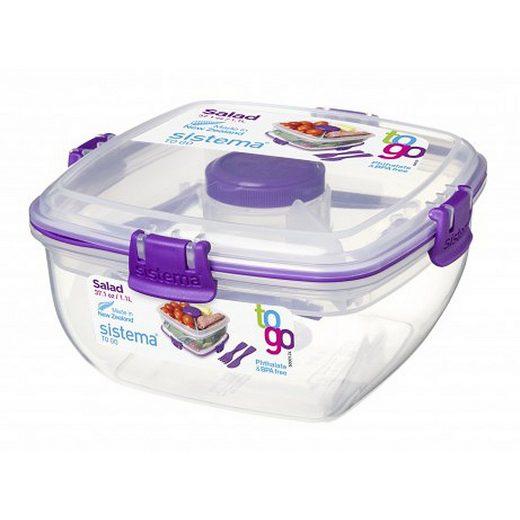 sistema sistema Salatbox To Go, lila