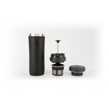 Klein & More Klein und More Kaffee Travel-Press ESPRO schwarz