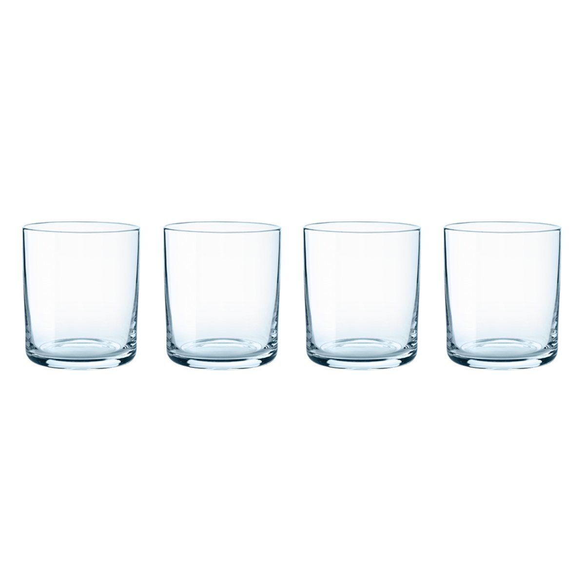 Stelton Stelton Gläser SIMPLY blau - 4-er Set 0.3 l