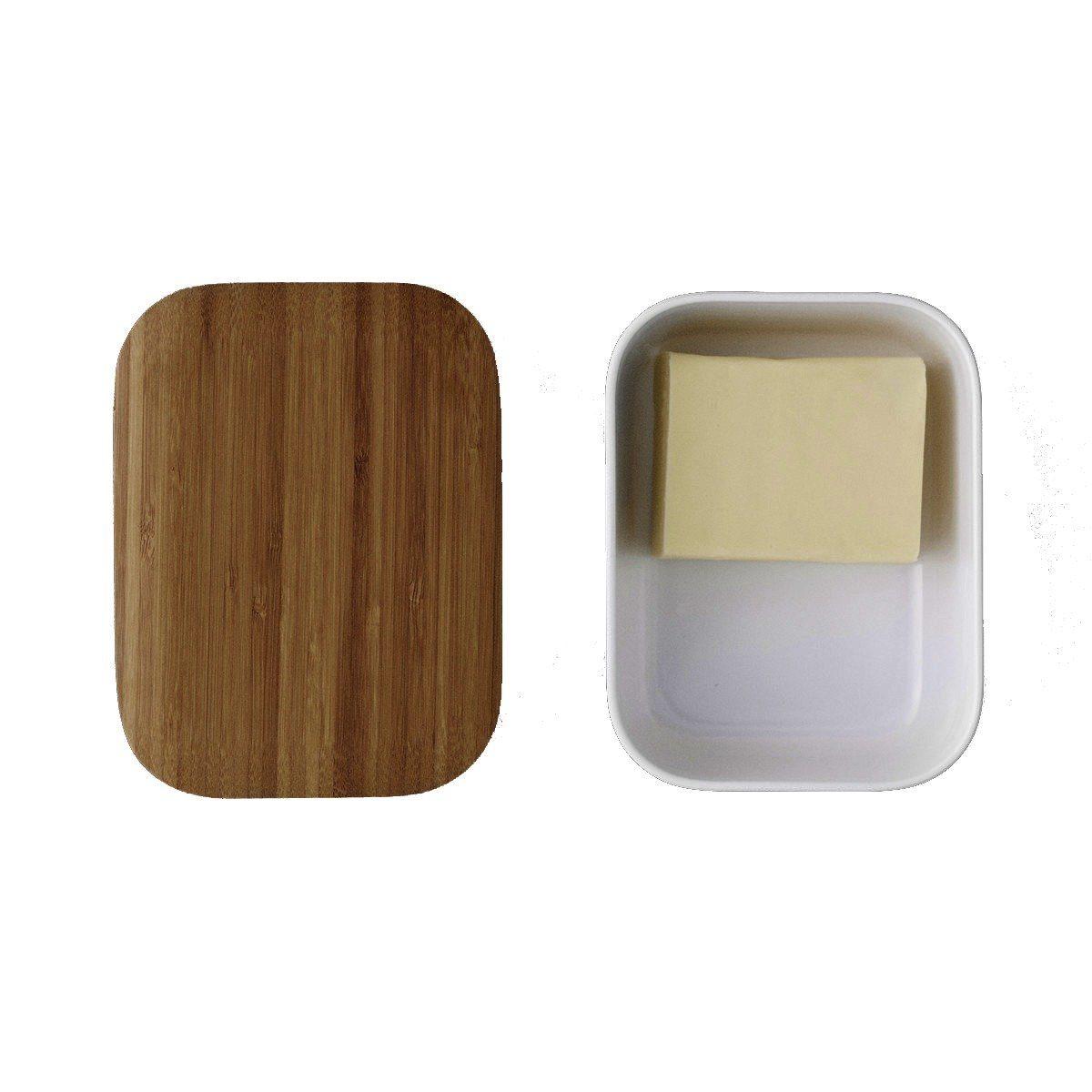 Stelton RIG-TIG BOX-IT Butterdose, weiß