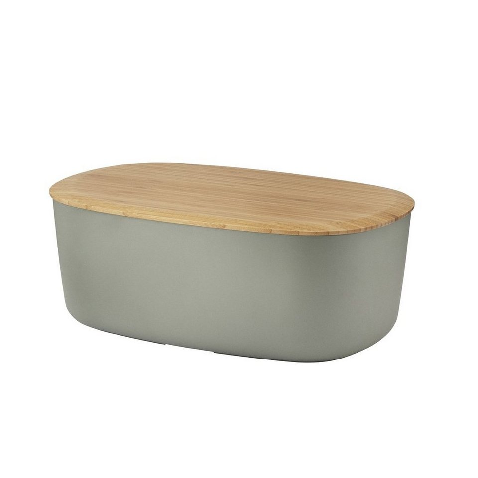 Stelton Rig Tig Brotkasten Box It Warmgrau Kaufen Otto