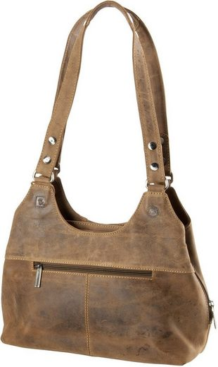 Revival 1 Handtasche Greenburry »vintage Shopper Vol Bag« PxUWZqv
