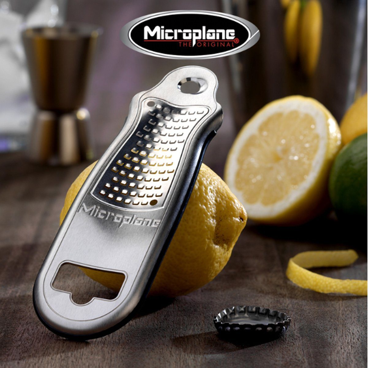 Microplane Microplane Zitrus Bar Tool, 3 in 1