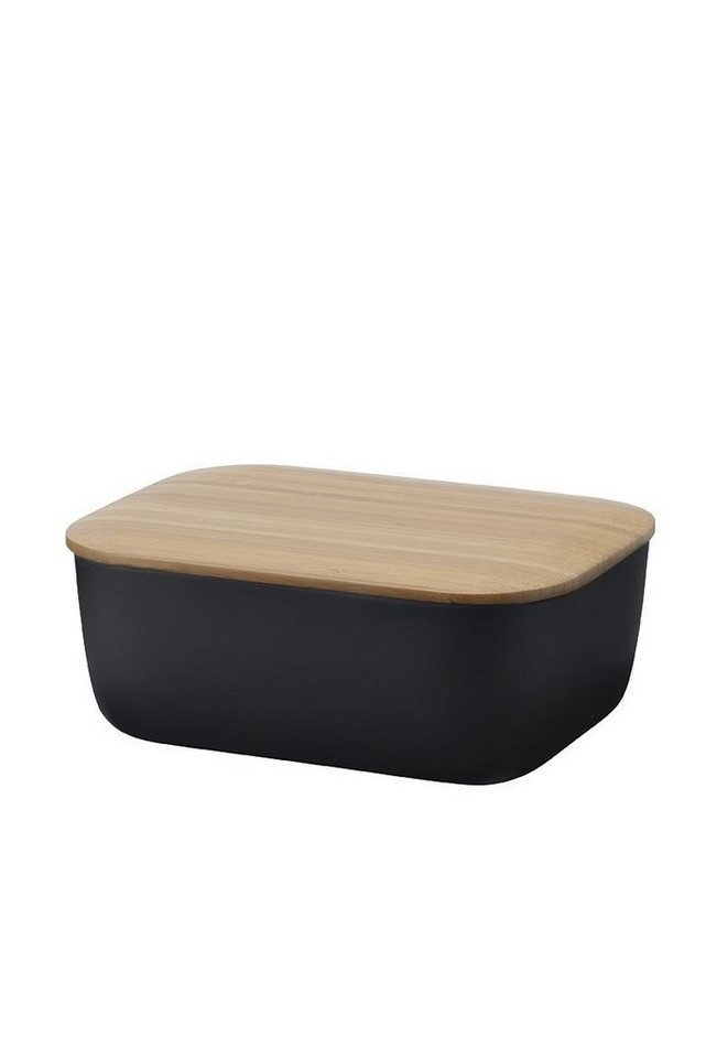stelton rig tig box it butterdose schwarz kaufen otto. Black Bedroom Furniture Sets. Home Design Ideas