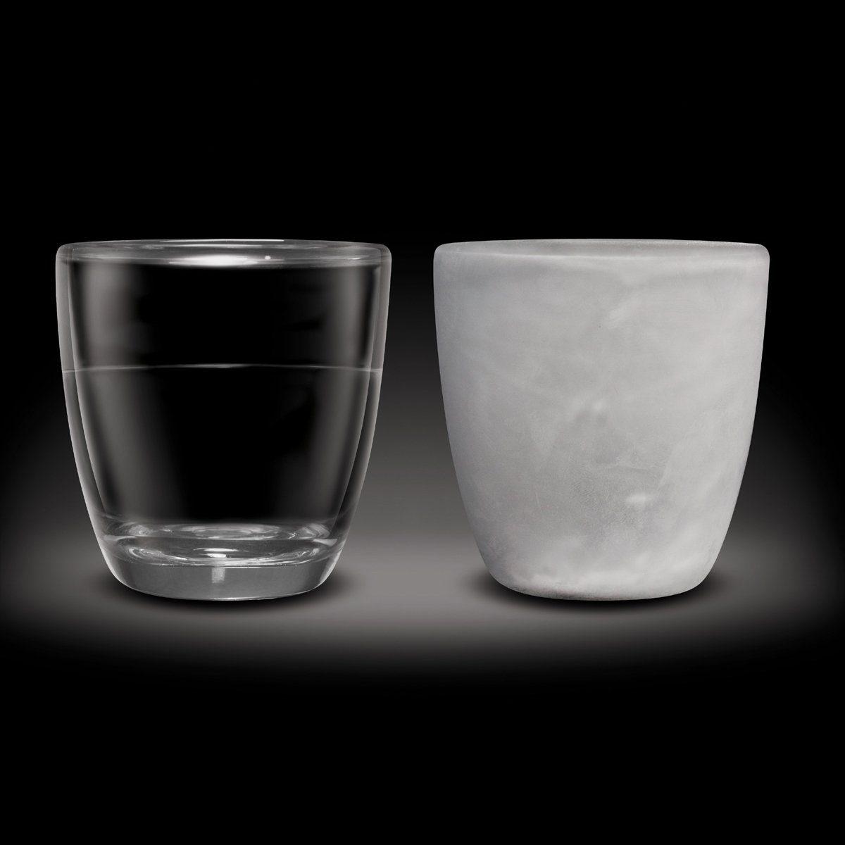 Amsterdam Glass Amsterdam Glass Saft Glas 0.2 l , 2er-Set