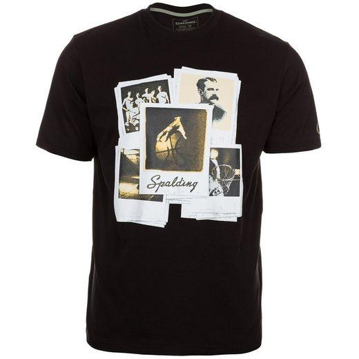 SPALDING T-Shirt Spalding Legend Herren