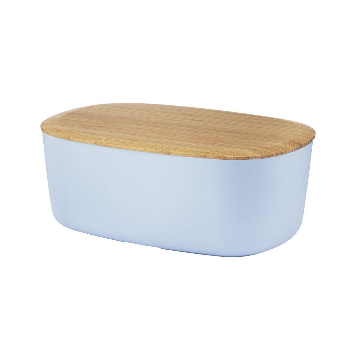 Stelton RIG-TIG Brotkasten BOX-IT hellblau