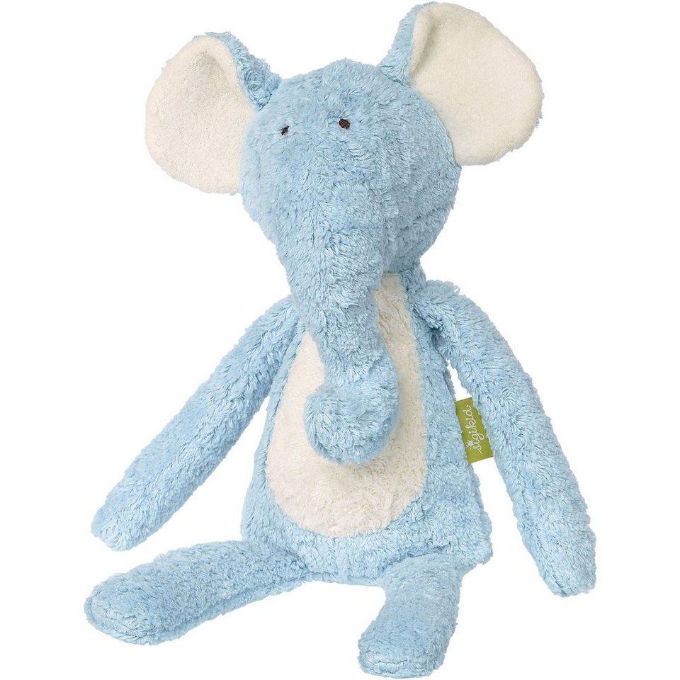 Sigikid Kuscheltier Elefant Grün (38774) kaufen