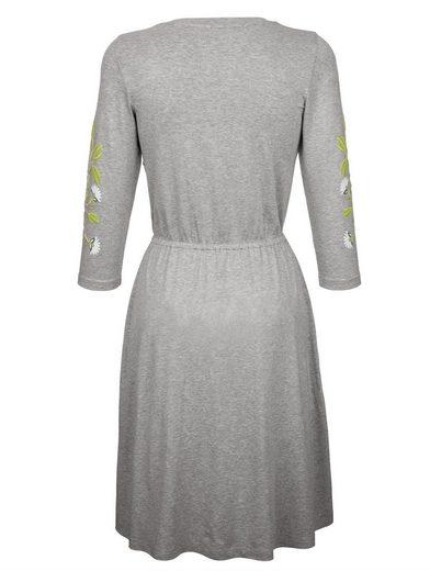 Dress In Shirtkleid mit Blumendruck