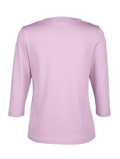 Dress In Shirt in Single Jersey Qualität