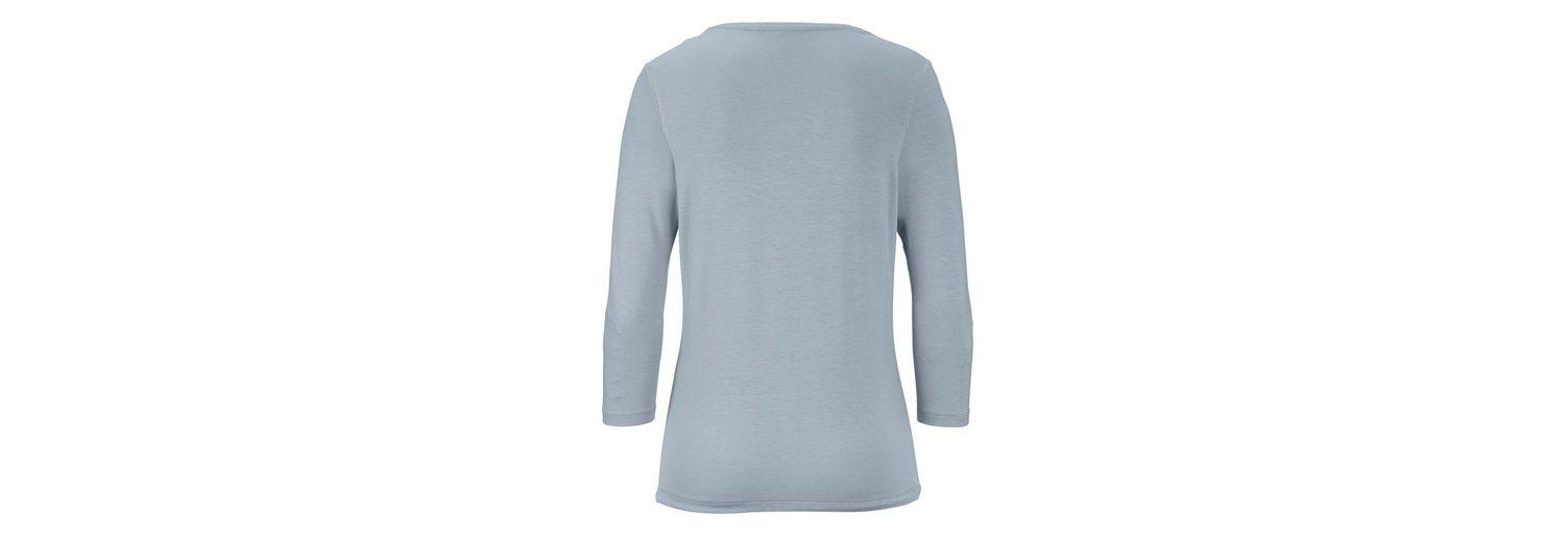 Dress In Shirt mit Druck vorne Billig Verkauf Sehr Billig Holen Sie Sich Die Neueste Mode Billige Websites I7Tew0a