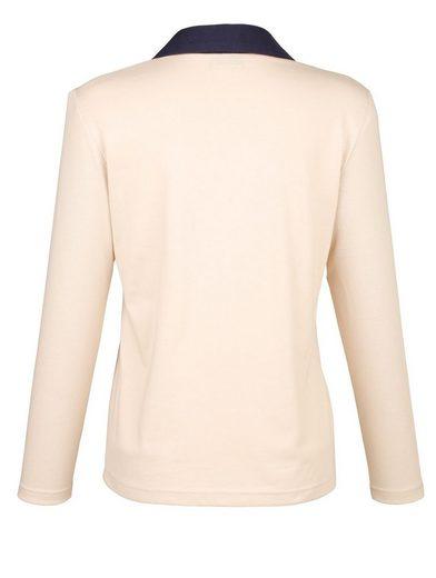 Dress In Shirt mit Polokragen