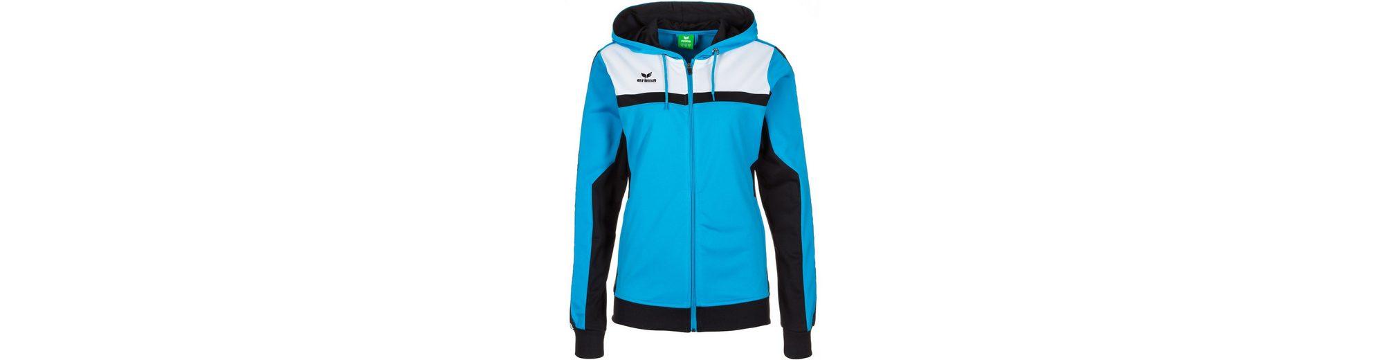 ERIMA 5-CUBES Trainingsjacke mit Kapuze Damen Low-Cost Online lO5kn8d6