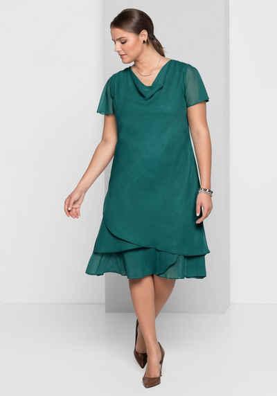Abendkleid in grün online kaufen | OTTO