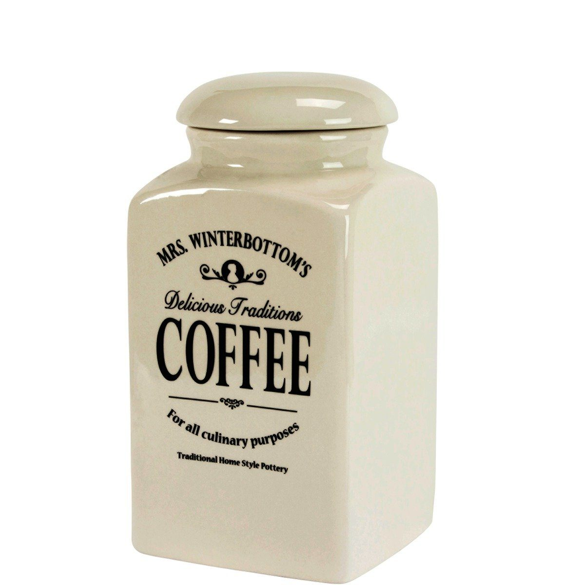 BUTLERS MRS. WINTERBOTTOM'S »Kaffeedose«