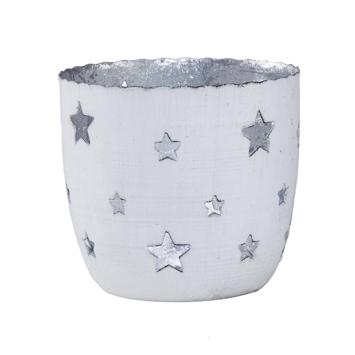 BUTLERS DELIGHT »Teelichthalter Sterne groß«