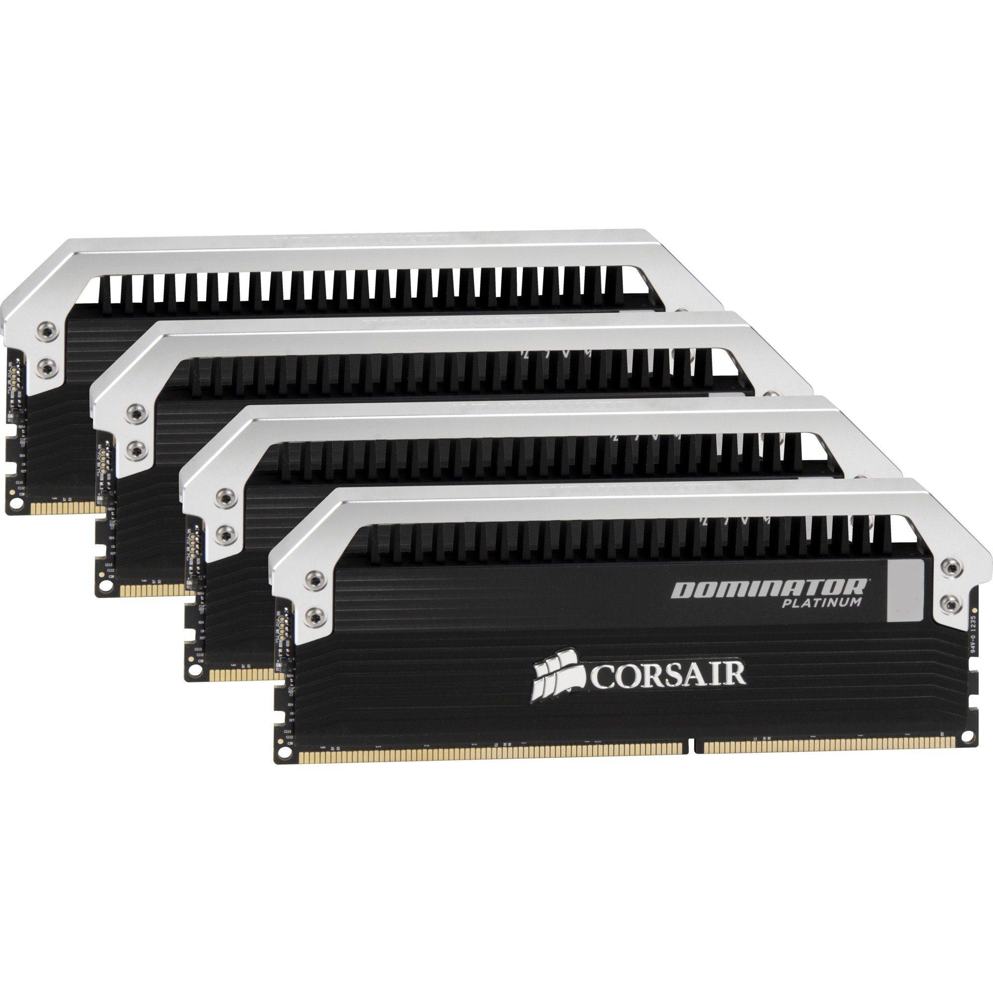 Corsair Arbeitsspeicher »DIMM 16 GB DDR4-3000 Quad-Kit«