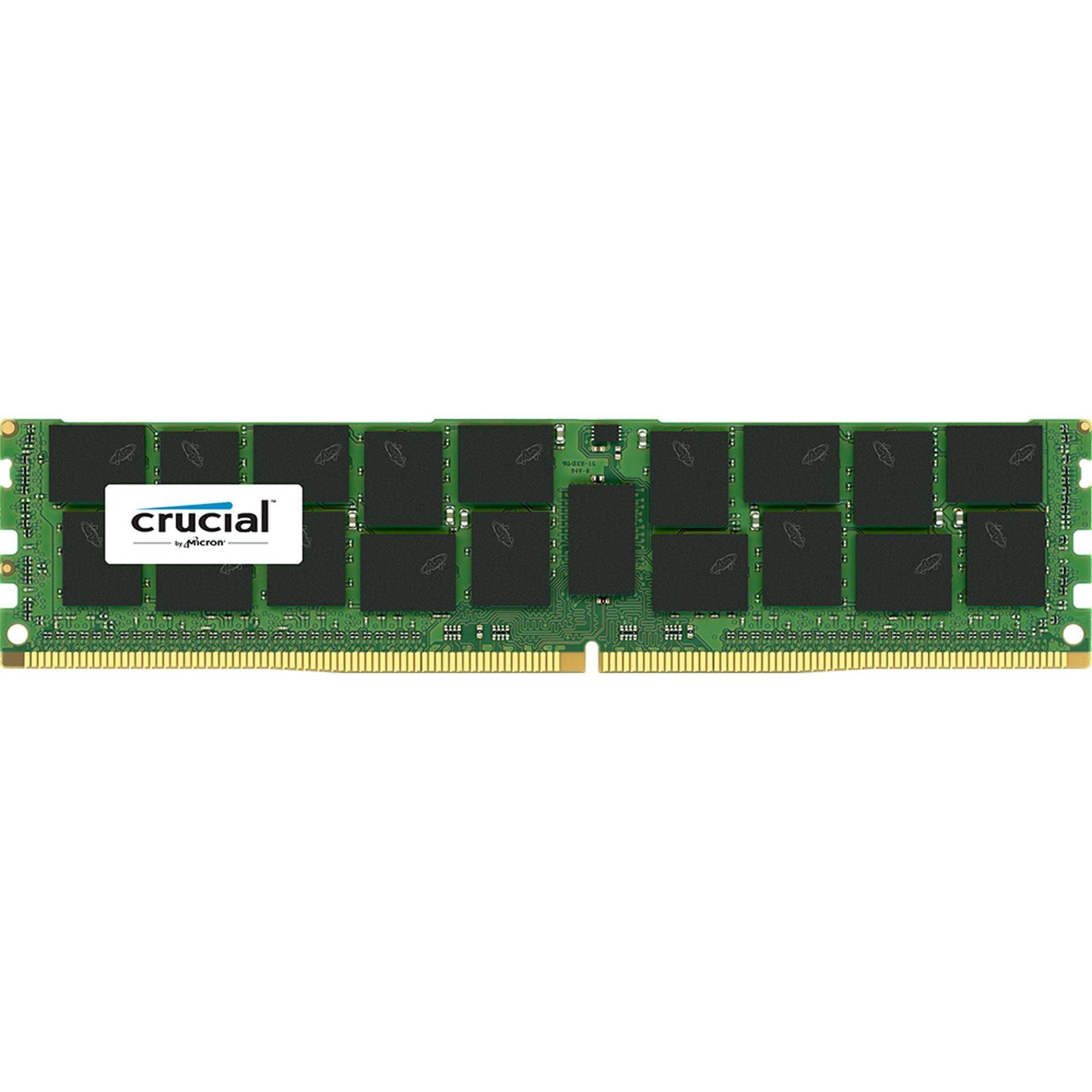 Crucial Arbeitsspeicher »DIMM 16 GB ECC Registered DDR4-2133«