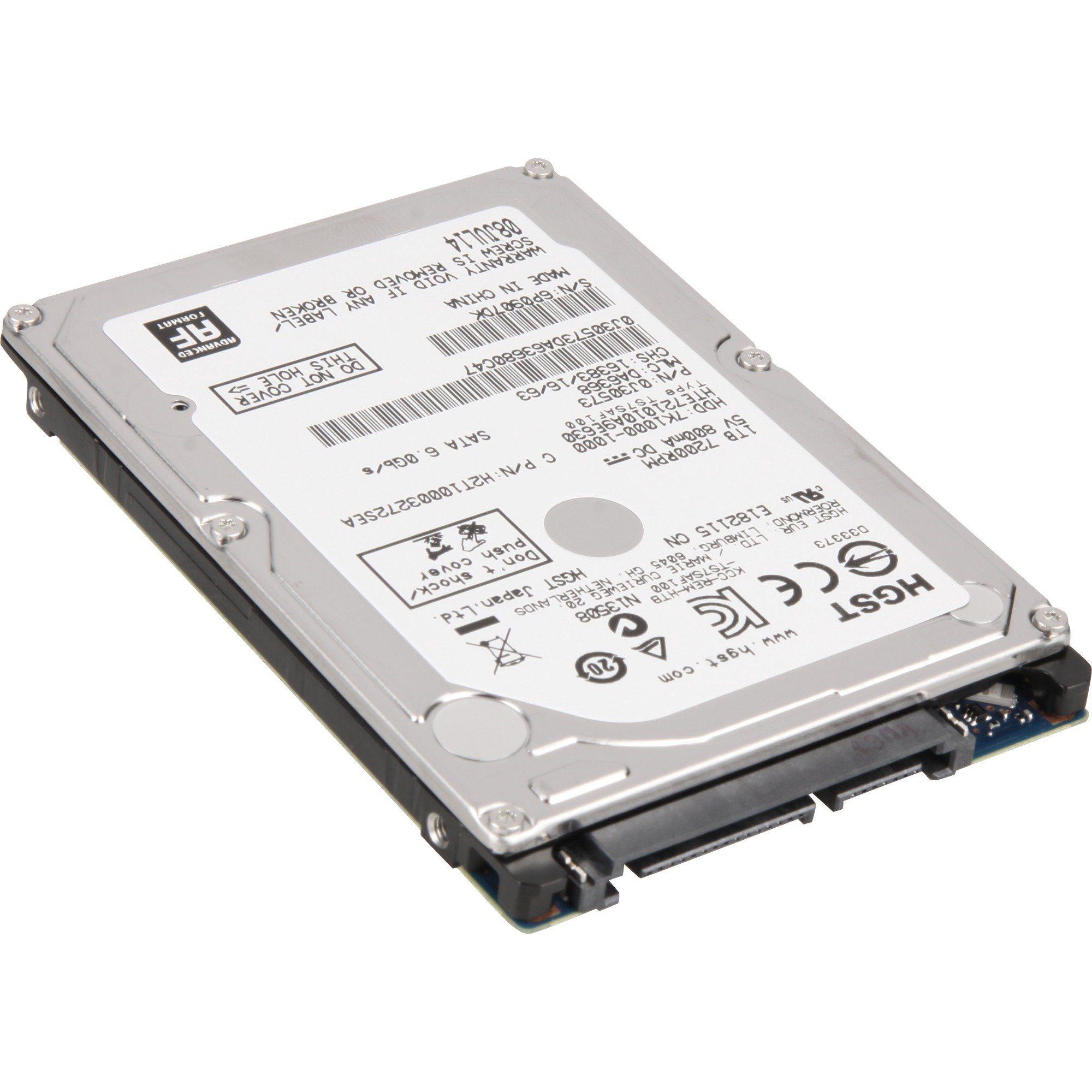 HGST Festplatte »HTE721010A9E630 1 TB«