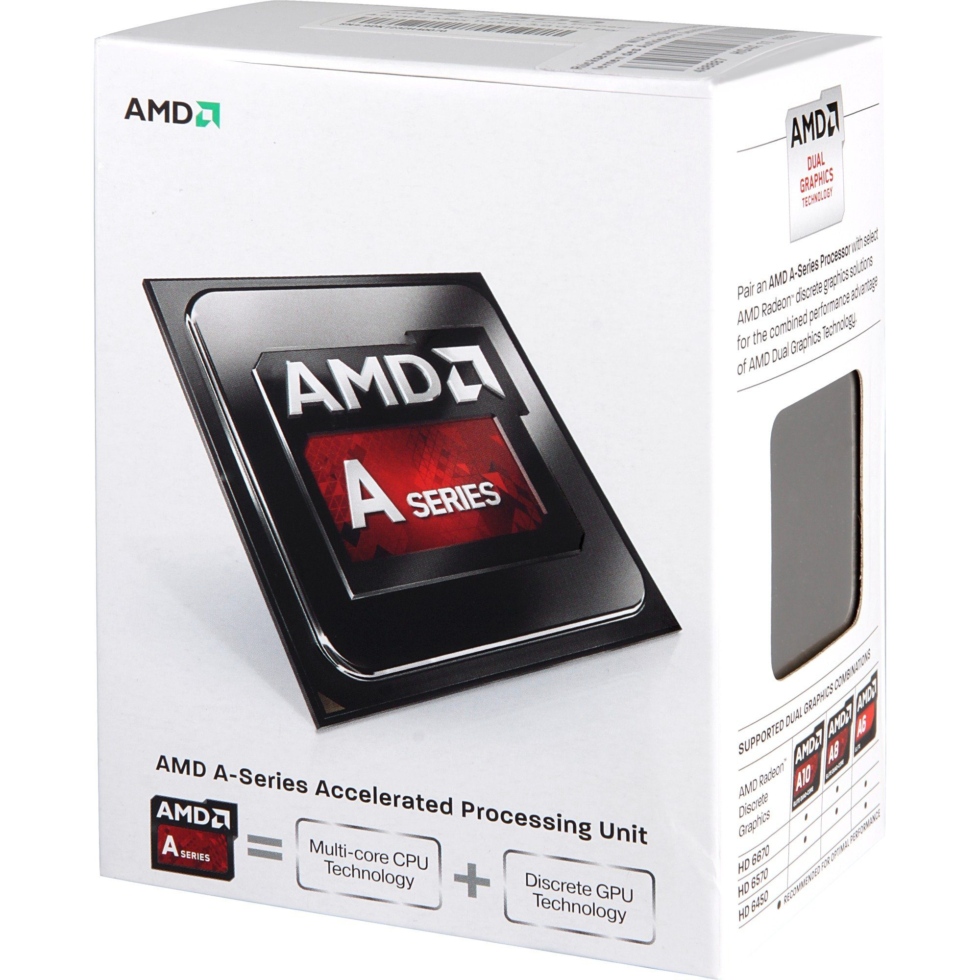 AMD Prozessor »A4-7300 Accelerated Processor«
