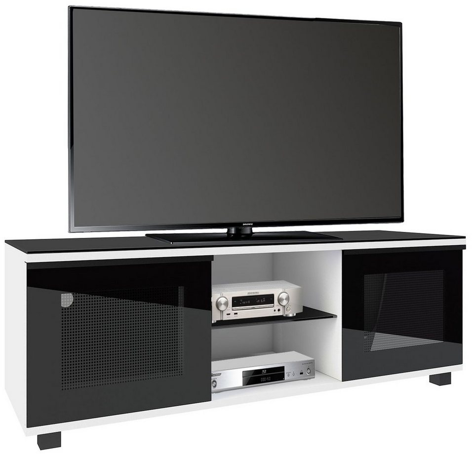 vcm premium tv lowboard luxala online kaufen otto. Black Bedroom Furniture Sets. Home Design Ideas