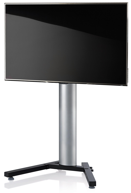VCM TV-Standfuß ´´Stadino Mini Silber´´ | Wohnzimmer > TV-HiFi-Möbel > Ständer & Standfüße | Aluminium - Lackiert | VCM