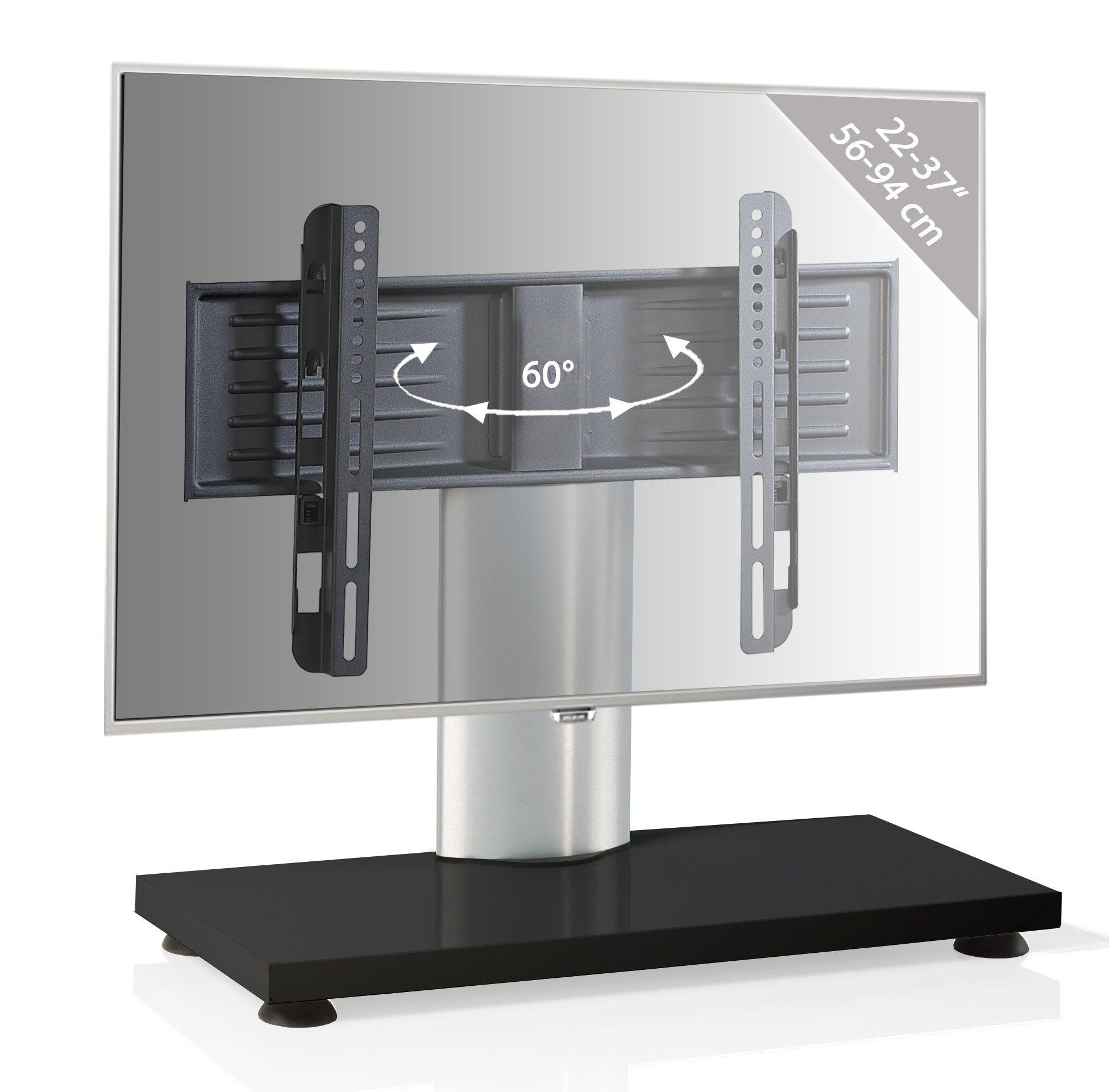 VCM TV-Tischstandfuß ´´VCM1´´ | Wohnzimmer > TV-HiFi-Möbel > Ständer & Standfüße | Aluminium - Mdf | VCM
