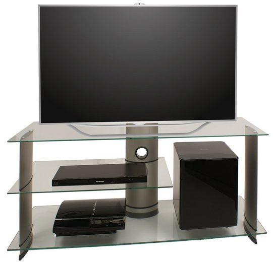 "VCM TV-Möbel ""Subuso Silber"""