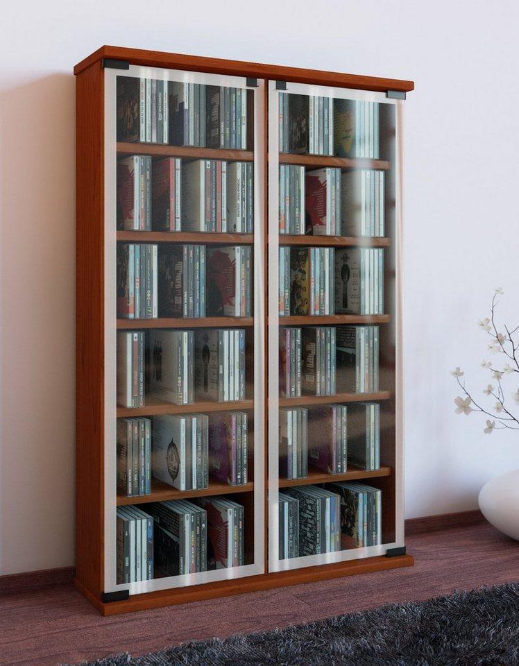 Dvd Regal vcm cd dvd regal galerie kaufen otto