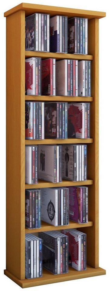 vcm cd dvd regal vostan online kaufen otto. Black Bedroom Furniture Sets. Home Design Ideas