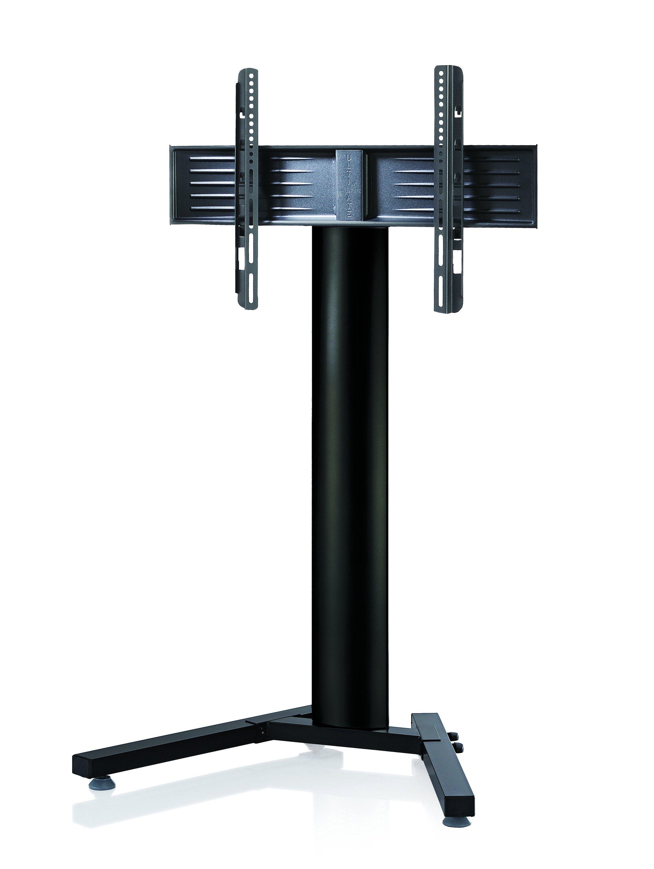 VCM TV-Standfuß ´´Stadino Mini Schwarz´´ | Wohnzimmer > TV-HiFi-Möbel > Ständer & Standfüße | Aluminium - Lackiert | VCM