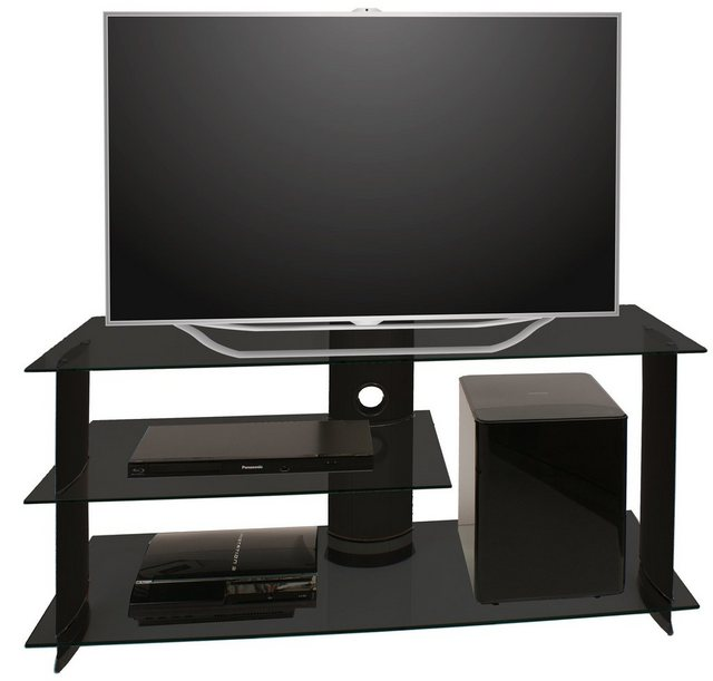 TV Möbel - VCM TV Möbel Subuso Schwarz  - Onlineshop OTTO