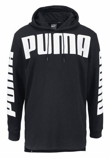 PUMA Kapuzensweatshirt REBEL HOODY TR