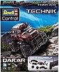 Revell® RC-Monstertruck »RC Construction Kit Car Dakar«, Bausatz, Bild 1