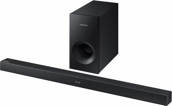 Samsung HW-K335/ZG 2.1 Soundbar (Bluetooth, 130 W)