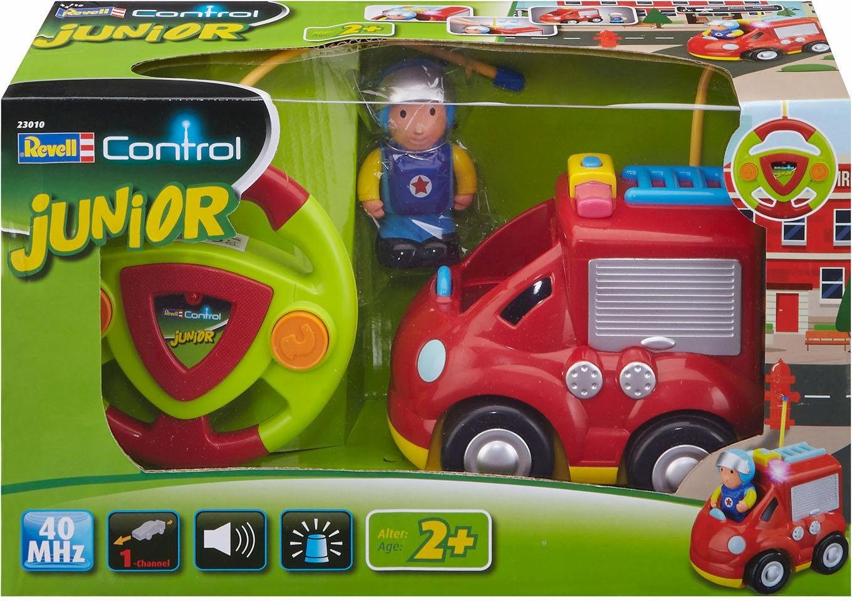 Revell RC Auto mit Licht und Sound, »Revell® control, RC Junior Feuerwehr, 40 MHz«