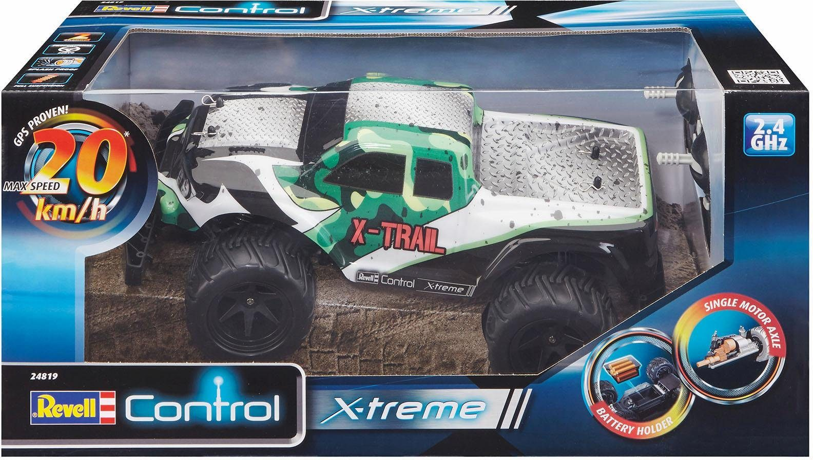 Revell RC Auto, »Revell® control, X-treme Car X-Trail, 2,4 GHz«