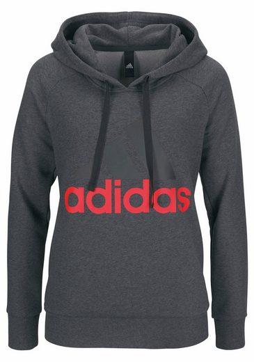 adidas Performance Kapuzensweatshirt ESSENTIAL LINE OH HOODY
