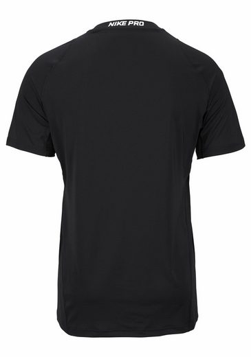 Nike Funktionsshirt NIKE PRO TOP SHORTSLEEVE FITTED HYBER