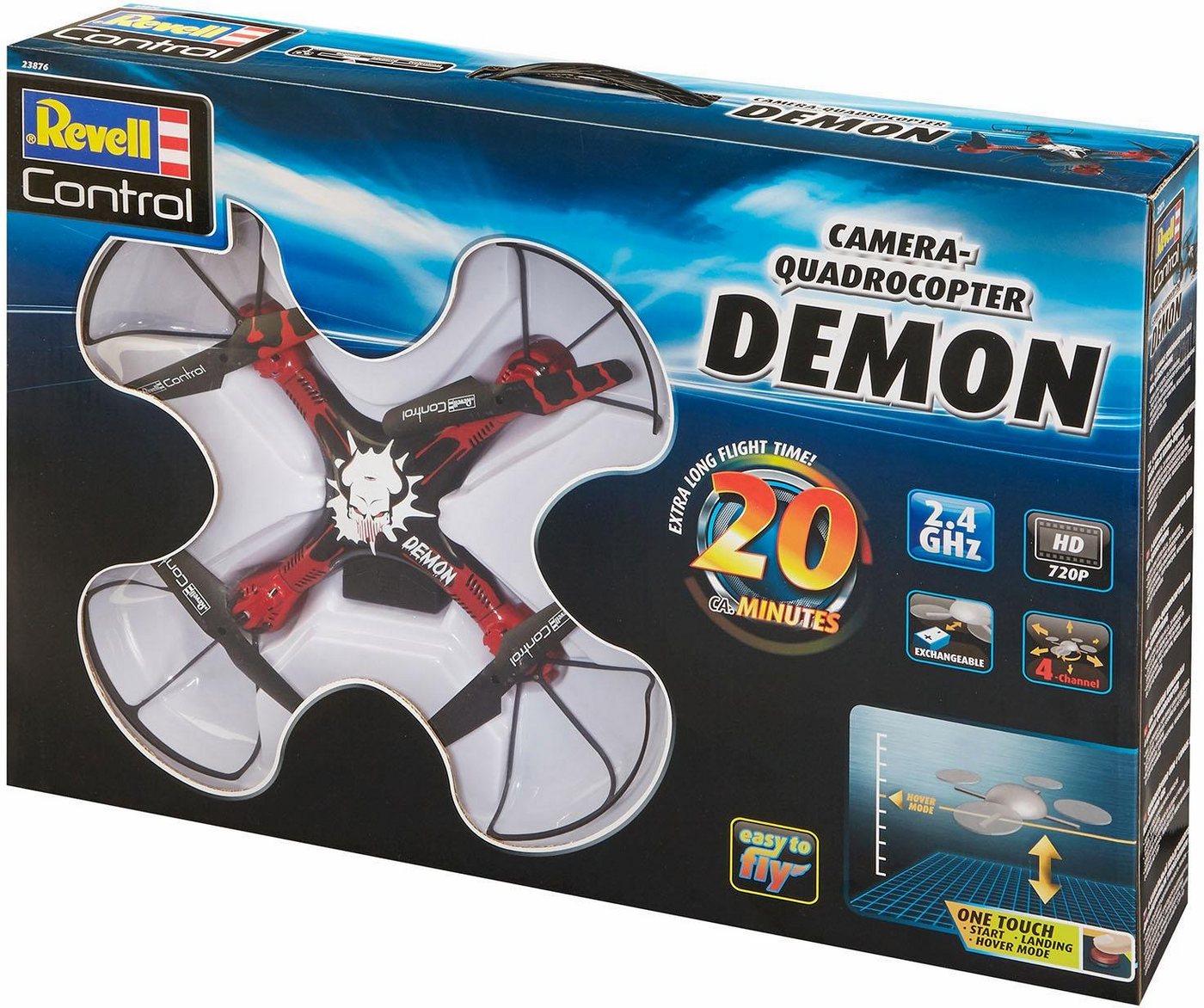 RC Drohne Revell® control Demon mit Kamera*
