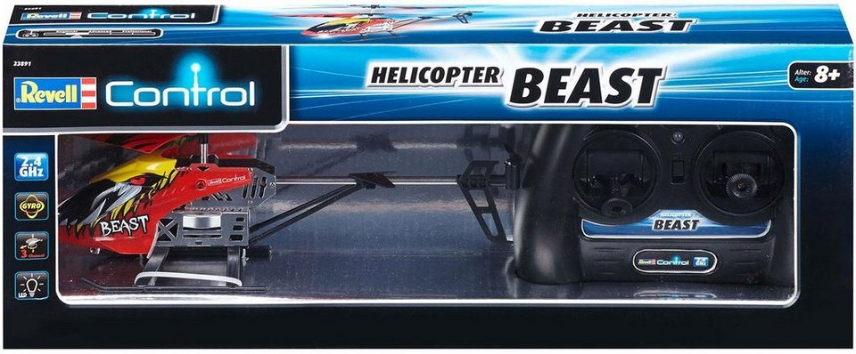 Revell RC Hubschrauber,  Revell® control, Beast, 2,4 GHz  online kaufen