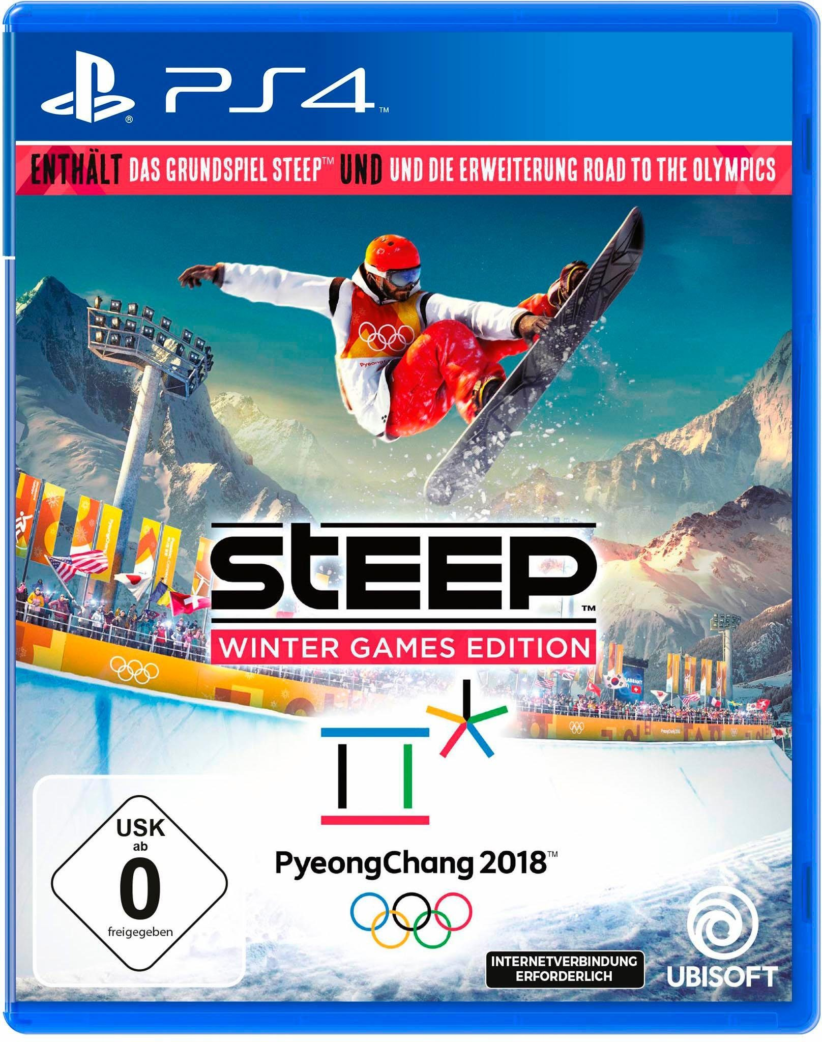 Steep Winter Games Edition PlayStation 4