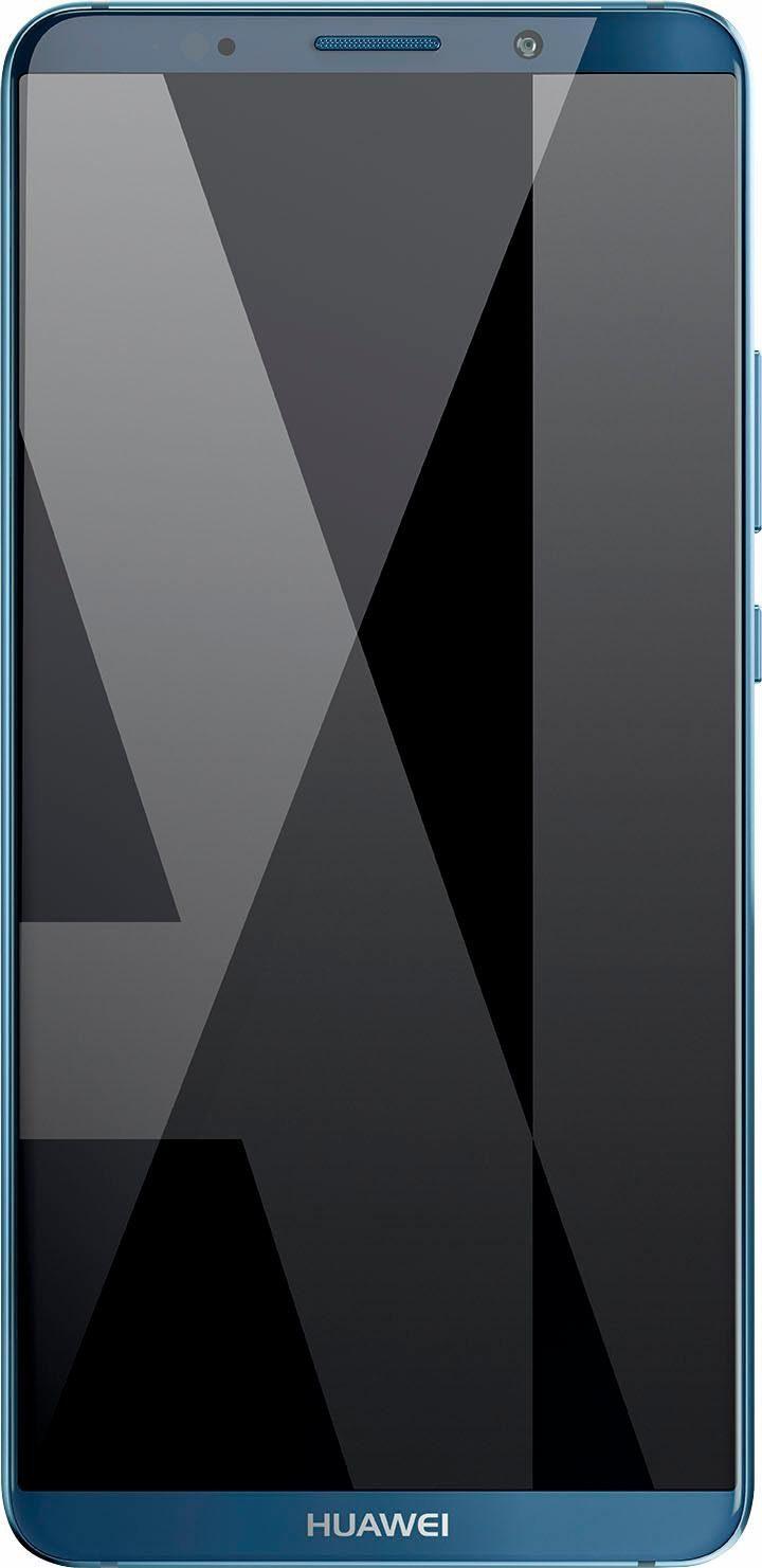 Huawei Mate10 Pro Smartphone (15,24 cm/6 Zoll, 128 GB Speicherplatz, 20 MP Kamera)