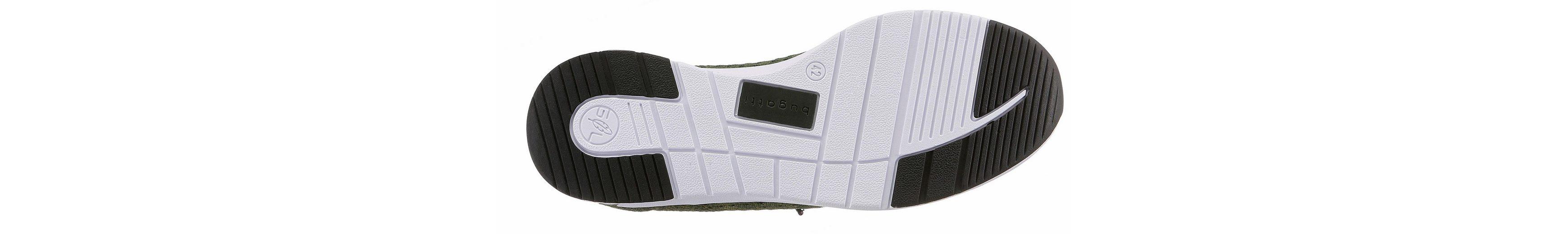 Bugatti Sneaker, mit elastischem Strickbund