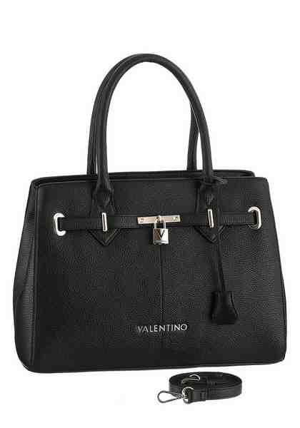Valentino handbags Henkeltasche »CURRYS«, in schlichter Optik mit schönem Logo Schriftzug