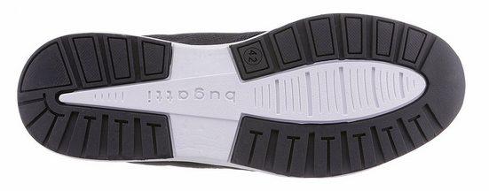 Bugatti Sneaker, mit stylischer Strukturierung